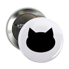 "Cat head 2.25"" Button"