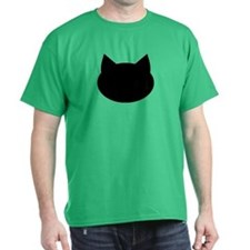 Cat head T-Shirt