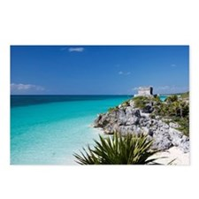Riviera Maya Postcards (Package of 8)