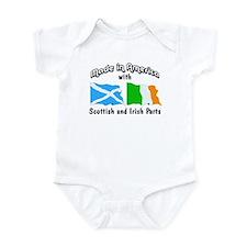 Scottish & Irish Parts Infant Bodysuit