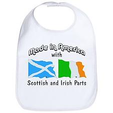 Scottish & Irish Parts Bib