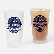 Mont-Tremblant Midnight Drinking Glass