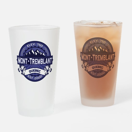 Mont-Tremblant Midnight Drinking Glass