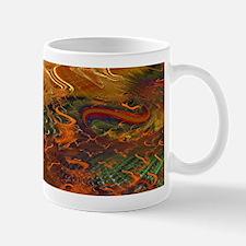 """Chaos Theory"" Fractal Art Mug"