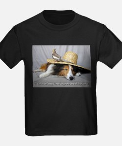 It takes a long time to grow an old friend T-Shirt