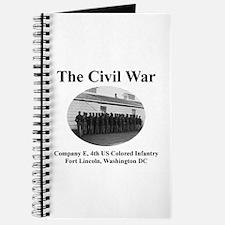 Fort Lincoln Civil War Infantry Journal