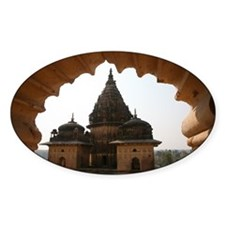 Dome shaped pavilions as memorials  Decal