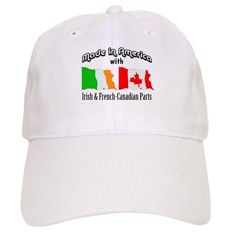 Irish & French-Canadian Parts Cap