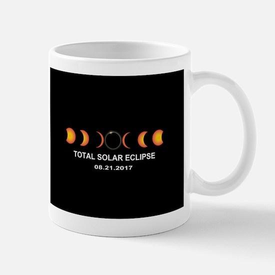 Total Solar Eclipse 2017 Mug