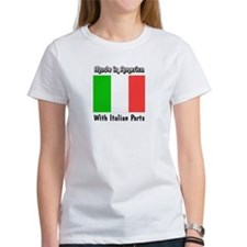 Italian Parts Tee