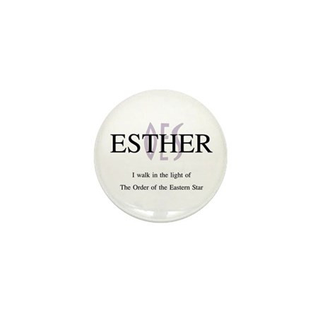 Esther OES Mini Button