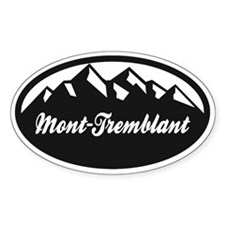 Mont-Tremblant Bumper Stickers