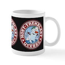 Mont-Tremblant Snowman Circle Mug