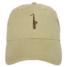 Saxophone Baseball Cap