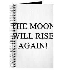 moon will rise again Journal