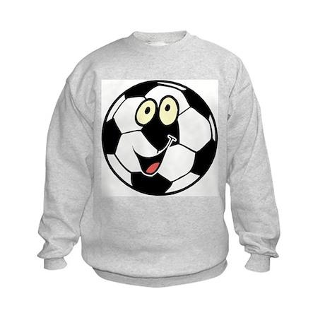 SOCCER BALL Kids Sweatshirt