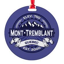 Mont Tremblant Midnight Ornament