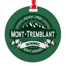 Mont-Tremblant Forest Ornament