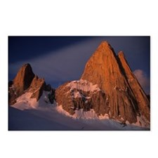 Sunrise on Mount Fitz Roy Postcards (Package of 8)