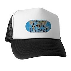 World Citizen Trucker Hat