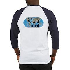 World Citizen (Back Image) Baseball Jersey