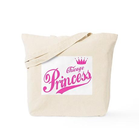 Chicago Princess Tote Bag