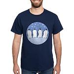 Penguin Quartet Dark T-Shirt