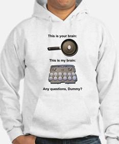 This Is Your Brain Hoodie
