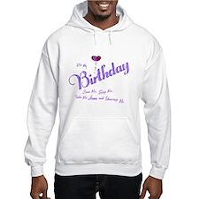 Birthday Wish Hoodie