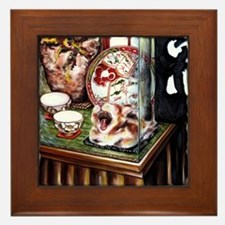 """""""Life is Beautiful"""" Framed Tile"""
