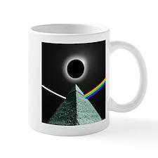 Eclipse over Pyramid Mug