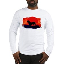 Treeing Tennessee Brindle Long Sleeve T-Shirt