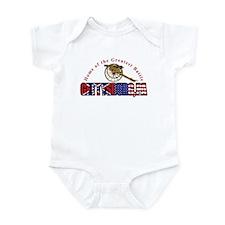 Gettysburg, PA  Infant Bodysuit