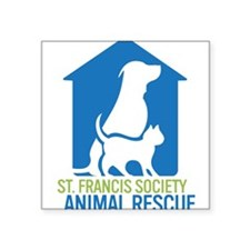 St Francis Animal Rescue Sticker