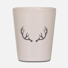 Deer antlers Shot Glass