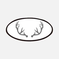 Deer antlers Patches