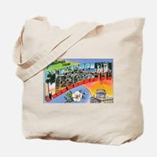 Mississippi Greetings Tote Bag