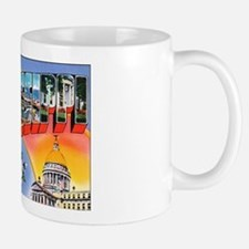 Mississippi Greetings Mug