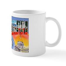 Mississippi Greetings Mug