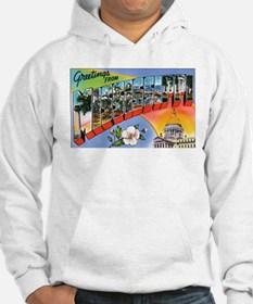 Mississippi Greetings (Front) Hoodie