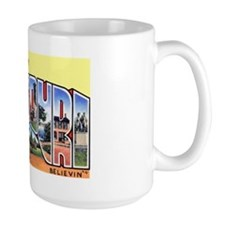 Missouri Greetings Mug