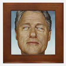 I miss Bill Framed Tile