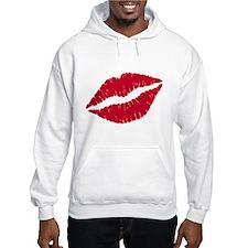 Lipstick Kiss Hoodie