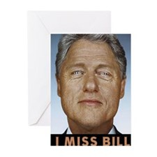 I miss Bill Greeting Cards (Pk of 10)