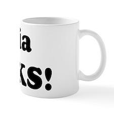 Celia Rocks! Mug