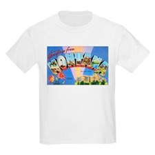 Montana Greetings Kids T-Shirt