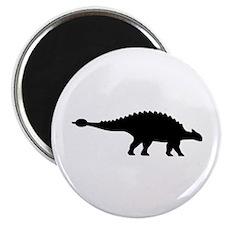 "Dinosaur ankylosaurus 2.25"" Magnet (100 pack)"