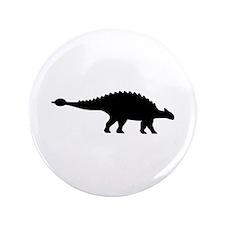 """Dinosaur ankylosaurus 3.5"""" Button (100 pack)"""