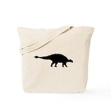 Dinosaur ankylosaurus Tote Bag