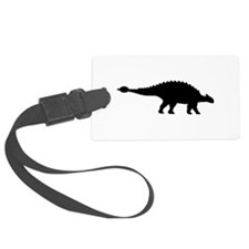 Dinosaur ankylosaurus Luggage Tag
